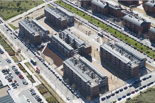 CONSTRUCCIONES RUBAU 235 VIVIENDAS MAJADAHONDA