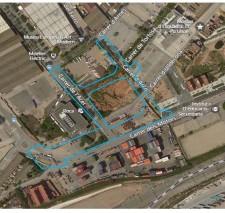 Rubau - urbanización barrio de la Marina ZF