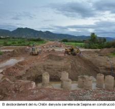 RUBAU - INUNDACIONS SAIPINA. RUBAU BOLIVIA