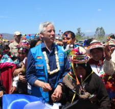 GRUPO RUBAU. INAUGURACIÓN CARRETERA SAIPINA. RUBAU BOLIVIA